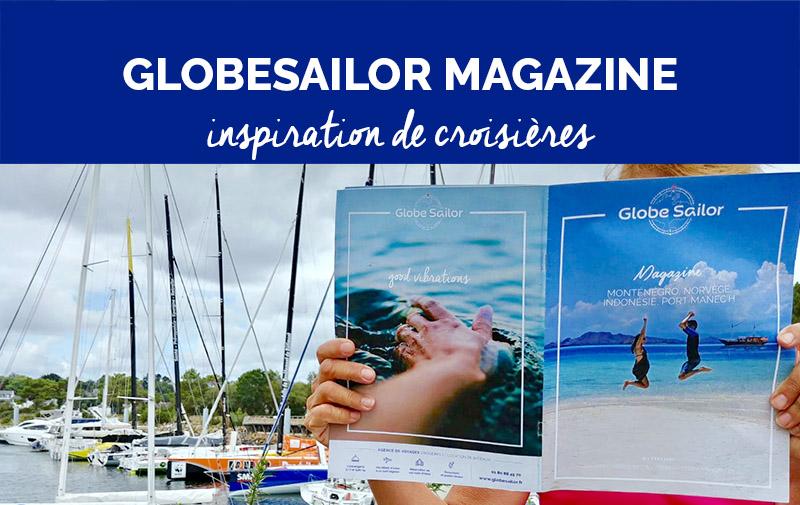 GlobeSailor Magazine N°1 : prenez le large !