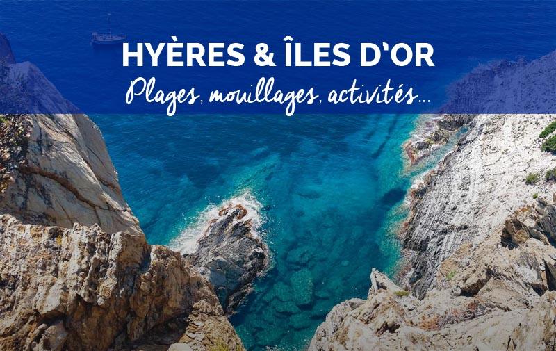 Hyères et ses îles d'Or : paysages et activités